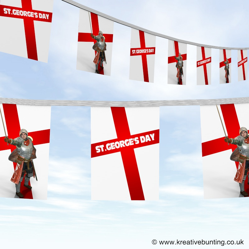 St. George's Day England