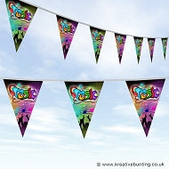 Music Party Bunting